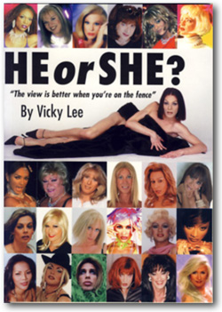 He or She? book cover