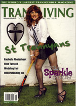 Transliving cover issue 26