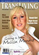 Transliving cover issue 28